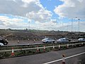 Northbound M5 and M6 junction - geograph.org.uk - 2080398.jpg