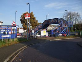 Northolt Park stn south entrance.JPG