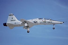 Northrop T-38A Talon, USA - Air Force AN1445639.jpg