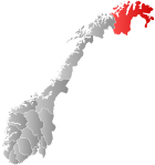 Norway Counties Finnmark Position.svg
