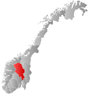 Norway Counties Oppland Position.svg