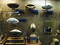 Notre Dame Trophies and Memorabilia, Joyce Center, University of Notre Dame, South Bend, Indiana (11045826286).jpg