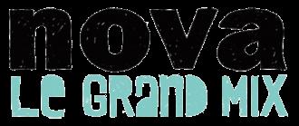 Radio Nova (France) - Radio Nova logo