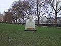 Nuestros Silencios sculpture in Victoria Tower Gardens - geograph.org.uk - 2234976.jpg
