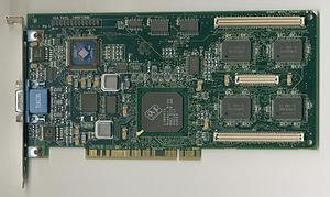 Number Nine Visual Technology - Revolution 3D (Ticket to Ride), PCI bus