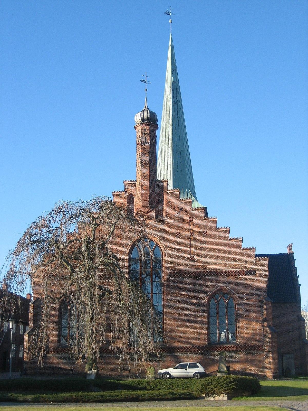 Nyborg – Travel guide at Wikivoyage