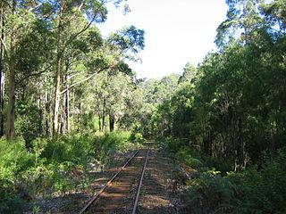 Northcliffe Branch railway