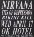 OK Hotel concert poster - April 17, 1991.png