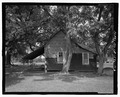 Oakland Plantation, Tenant House, Route 494, Bermuda, Natchitoches Parish, LA HABS LA-1192-T-3.tif
