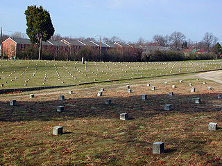 Oakwood Cemetery (Richmond, Virginia) Historic cemetery