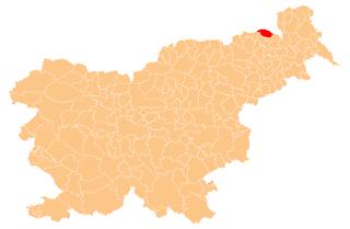 Municipality of Apače Municipality of Slovenia