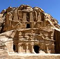 Obelisk Tomb and the Triclinium (Petra).jpg