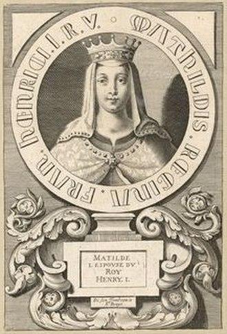 Matilda of Frisia - Image: Of Frisia Matilda