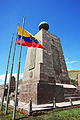 Official Equator in Ecuador - Mitad del Mundo.JPG