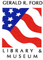 Official logo of the Gerald R. Ford Presidential Library.jpg