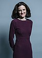 Official portrait of Theresa Villiers (cropped).jpg