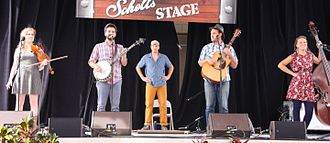 The Okee Dokee Brothers - The Okee Dokee Brothers at the 2016 Minnesota State Fair