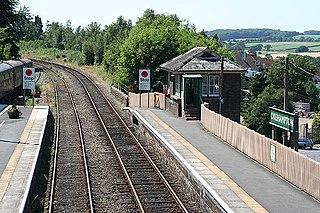 Dartmoor Railway railway line in Devon, England