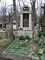 Olšanské hřbitovy, Viktor Dyk.jpg