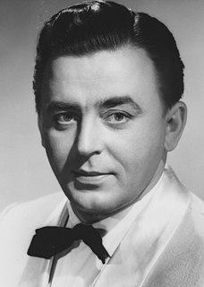 Olavi Virta Finnish singer and actor