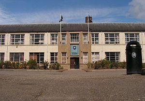 Dingwall Academy - Dingwall Academy (1938–2008)
