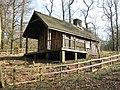 Old Hunting Lodge, Moneybury Hill - geograph.org.uk - 1190044.jpg