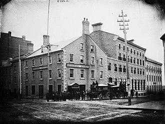 Russell House (Ottawa) - Image: Old Russell House Ottawa
