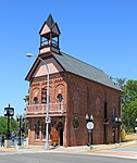 Old Town Hall Brighton Michigan.JPG
