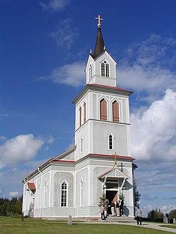 Åsarne gammel kirke
