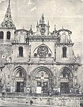 Old facade of Cathedral of Cuenca.jpg
