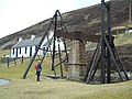 Old lead mine pumping engine - geograph.org.uk - 94691.jpg