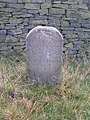 Old milestone, Salter's Brook - geograph.org.uk - 246393.jpg