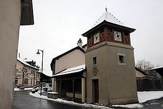 Tannay, Switzerland Municipality in Switzerland in Vaud