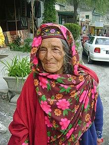 burusho people wikipedia