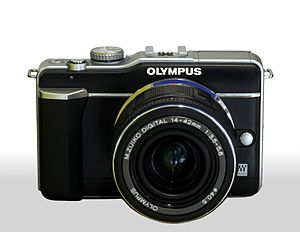 English: Olympus PEN E-PL1