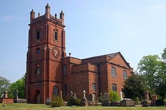 Brierley Hill - St. Michael's Church, Brierley Hill