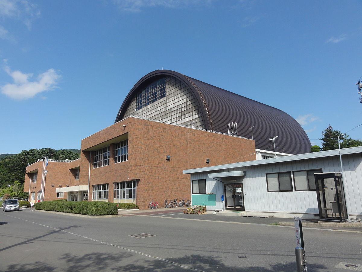 女川町総合運動公園 - Wikipedia