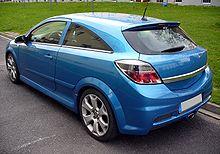 Opel Astra H OPC Heck.JPG
