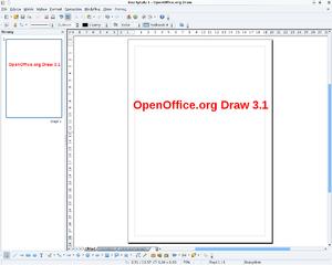 OpenOffice.org Draw 3