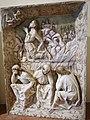 Orazione di Cristo nell'orto, Mantegazza Antonio, Museo della Certosa di Pavia 05.jpg
