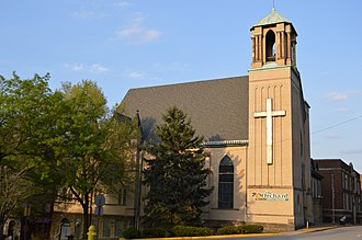 Monessen, Pennsylvania - Orchard Christian Fellowship