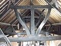 Original timber roof in St Michael's Church, Chester (8).JPG