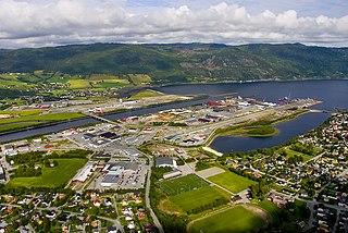 Orkdal Former municipality in Trøndelag, Norway