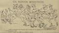Os Novos Ministros - Raphael Bordallo Pinheiro (Pontos nos ii - 23 Janeiro 1890).png