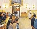 Ostatnie spotkanie Jana Góry z młodzieżą w kościele św. Michała Archanioła w Prudniku.jpg