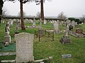 Othery Cemetery - geograph.org.uk - 115700.jpg