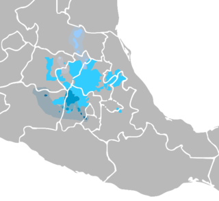 Oto-Pamean languages Branch of the Oto-Manguean languages of Mexico