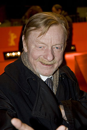 Otto Sander - Sander in 2008 at the 58th Berlin International Film Festival