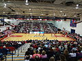 Overview of the University of Southern Indiana basketball court.JPG