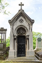 Tomb of Rodier and Labouret